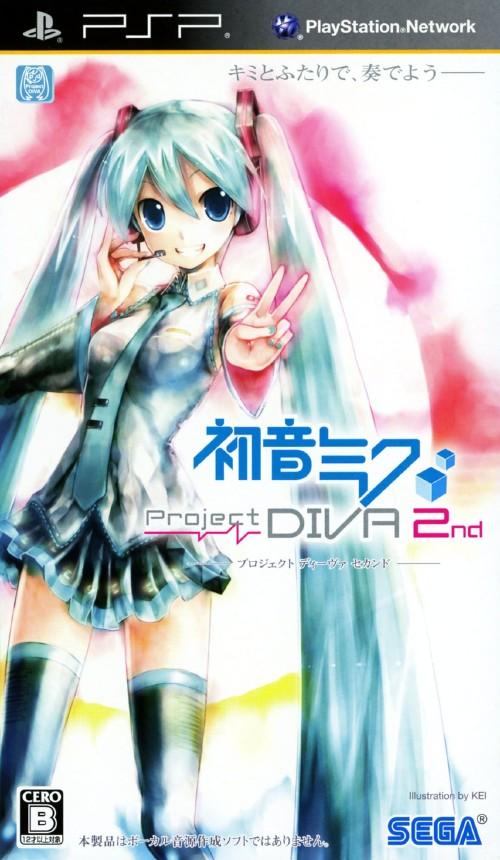 【中古】初音ミク −Project DIVA− 2nd