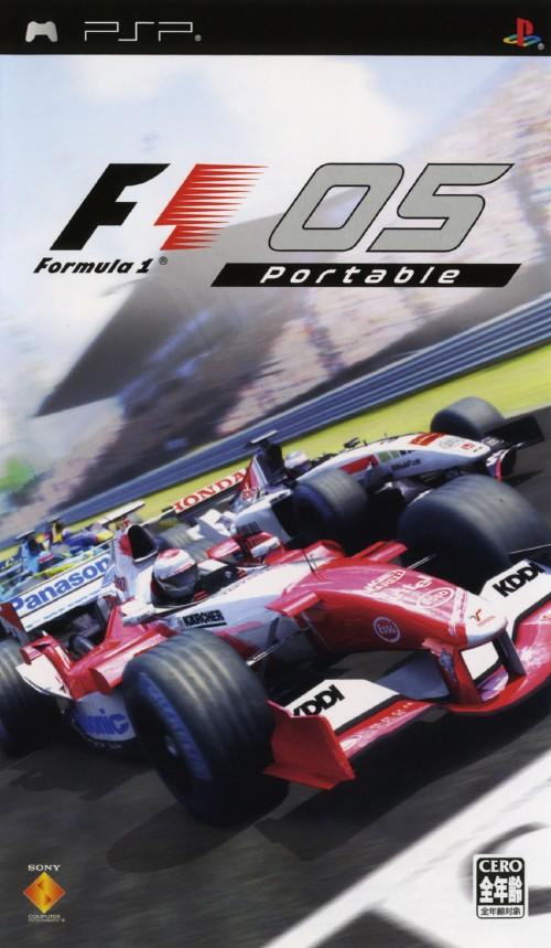 【中古】Formula One 2005 Portable