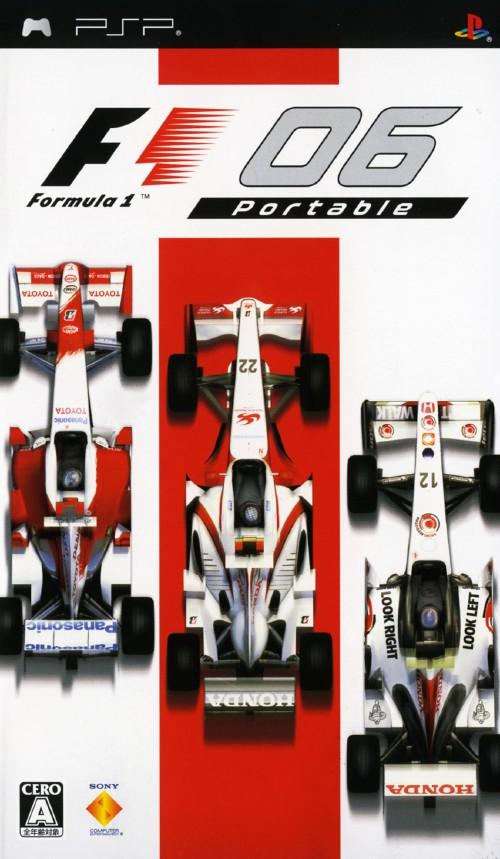 【中古】Formula One 2006 Portable