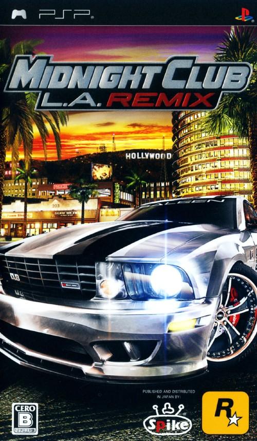 【中古】Midnight Club:L.A. Remix