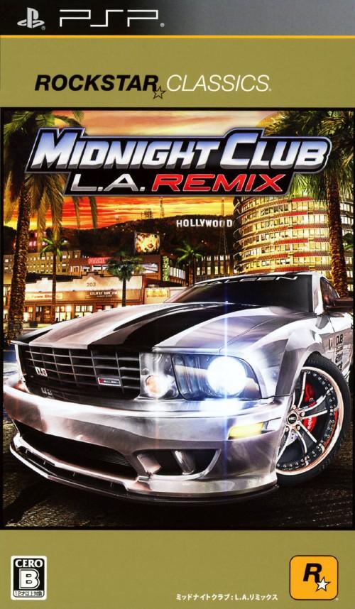【中古】Midnight Club:L.A. Remix ロックスター・クラシックス