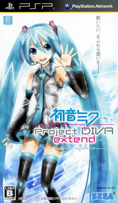 【中古】初音ミク −Project DIVA− extend