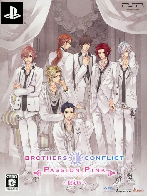 【中古】BROTHERS CONFLICT Passion Pink (限定版)