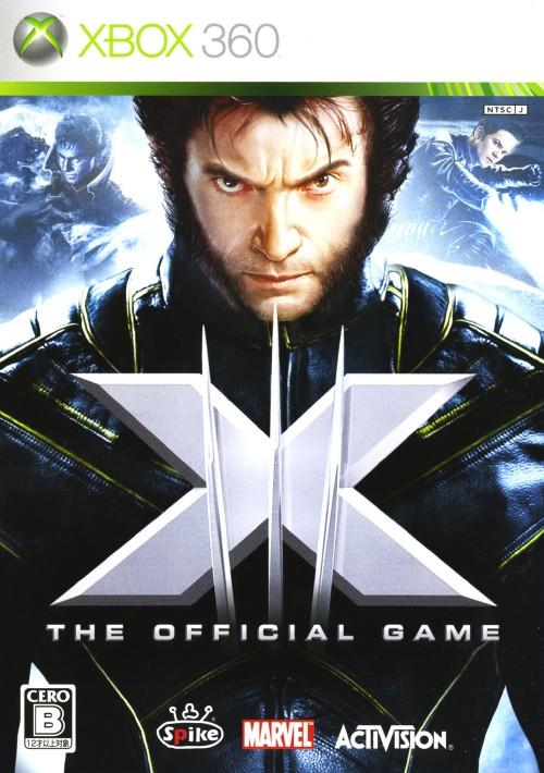 【中古】X−MEN THE OFFICIAL GAME