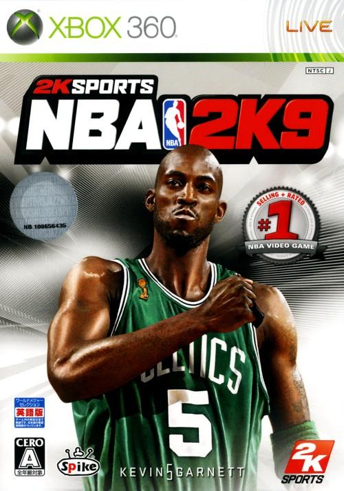 【中古】NBA 2K9