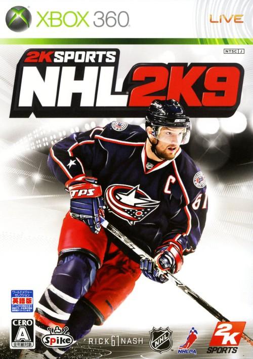 【中古】NHL 2K9