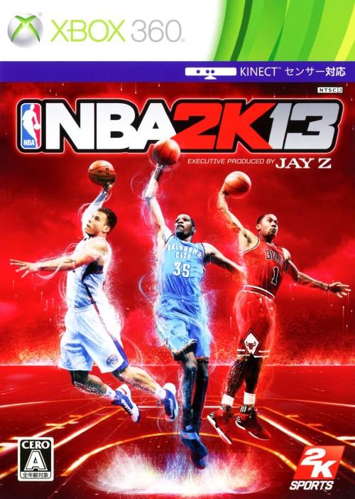 【中古】NBA 2K13