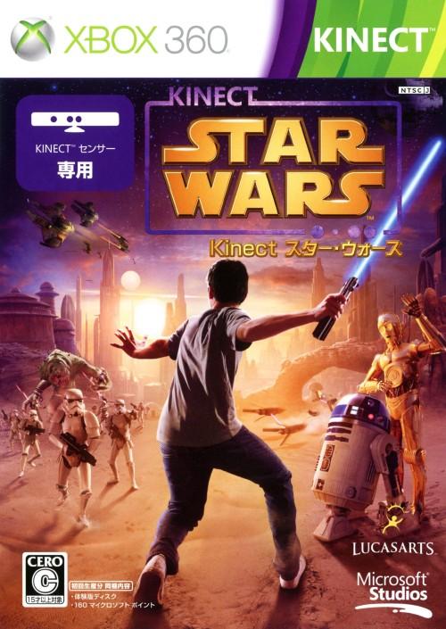 【中古】Kinect スター・ウォーズ (初回版)