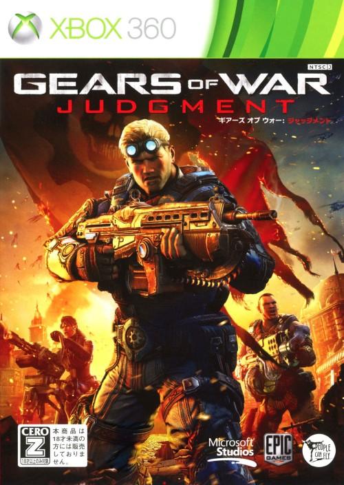 【中古】【18歳以上対象】Gears of War: Judgment