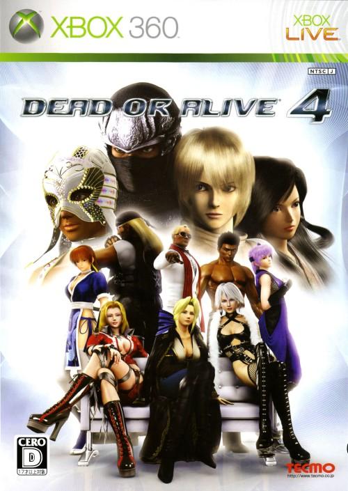 【中古】DEAD OR ALIVE4