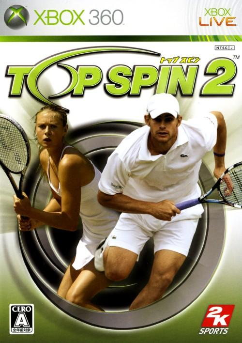 【中古】Top Spin2