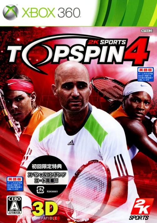 【中古】Top Spin4