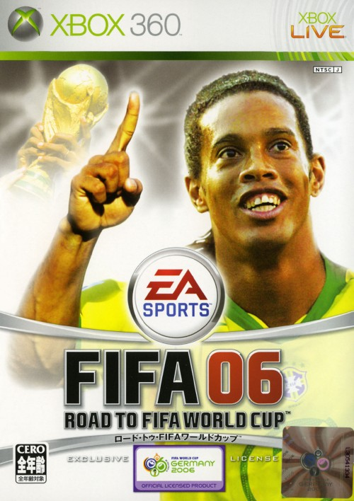 【中古】FIFA 06 ロード・トゥ・FIFAワールドカップ
