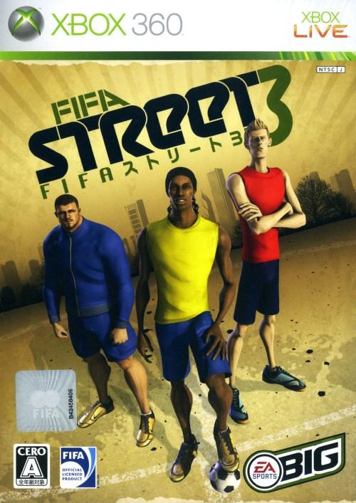 【中古】FIFA ストリート3