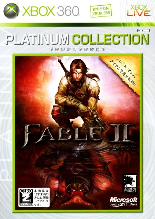【中古】【18歳以上対象】Fable2 Xbox360 プラチナコレクション
