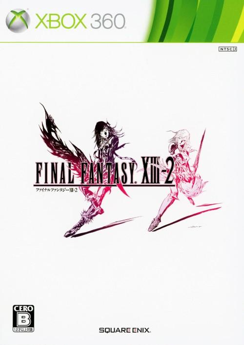 【中古】ファイナルファンタジーXIII−2