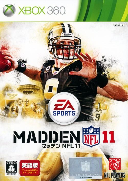 【中古】MADDEN NFL 11