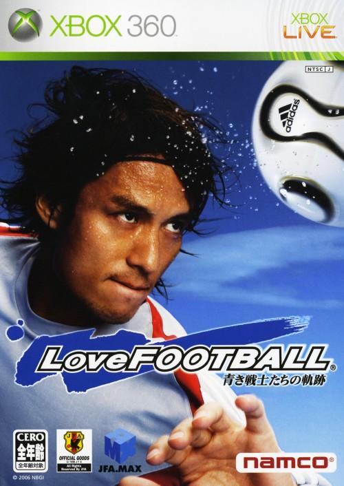 【中古】LoveFOOTBALL 青き戦士たちの軌跡