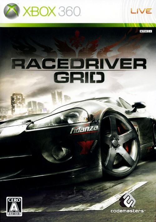 【中古】RACE DRIVER GRID