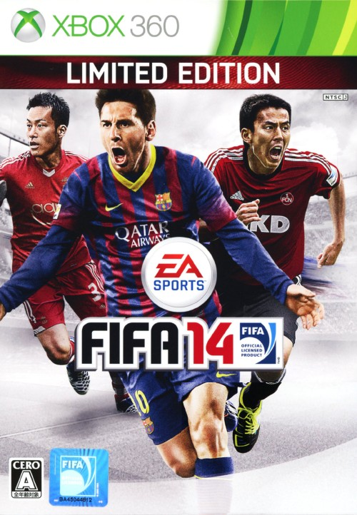 【中古】FIFA 14 ワールドクラスサッカー Limited Edition (限定版)