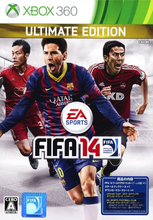 【中古】FIFA 14 ワールドクラスサッカー Ultimate Edition (限定版)