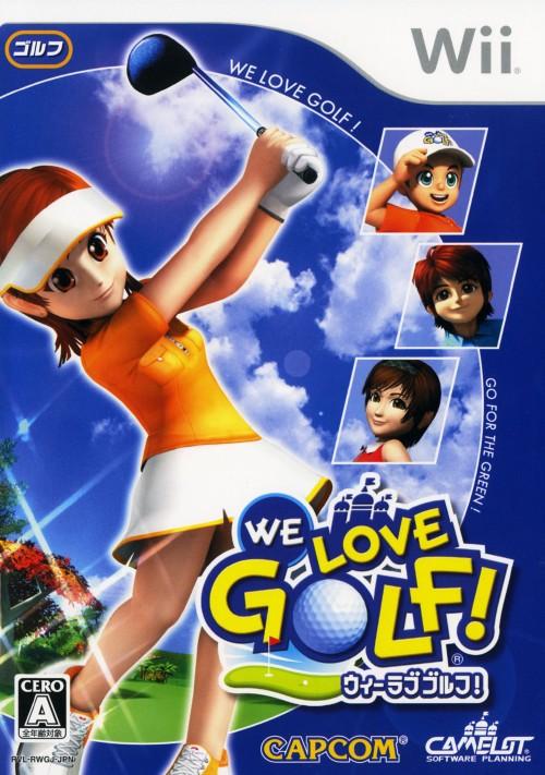 【中古】WE LOVE GOLF!