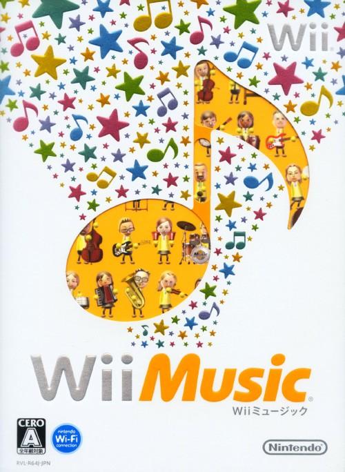 【中古】Wii Music