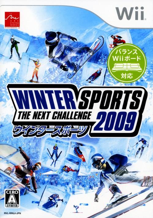 【中古】WINTER SPORTS 2009 THE NEXT CHALLENGE
