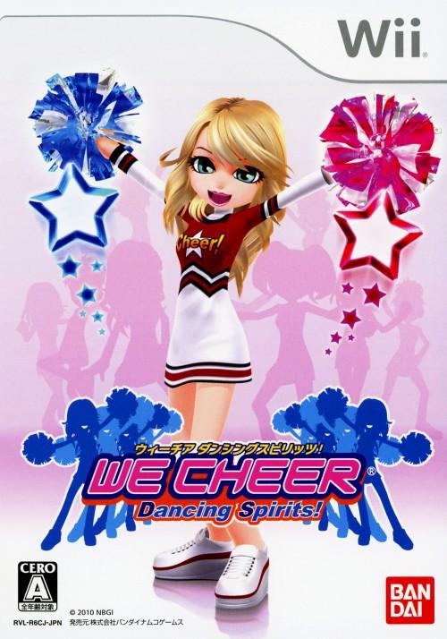【中古】WE CHEER Dancing Spirits!