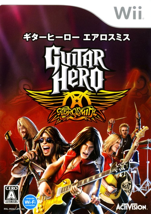 【中古】ギターヒーロー エアロスミス ソフト単体版