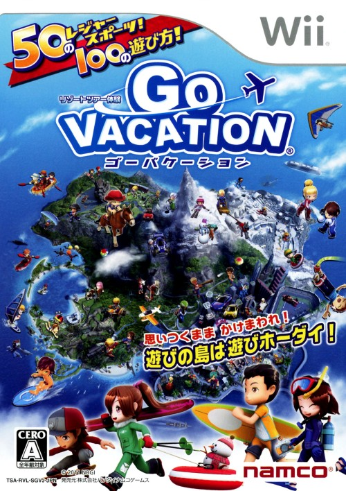 【中古】GO VACATION
