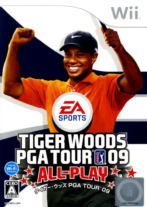 【中古】タイガー・ウッズ PGA TOUR 09 ALL−PLAY