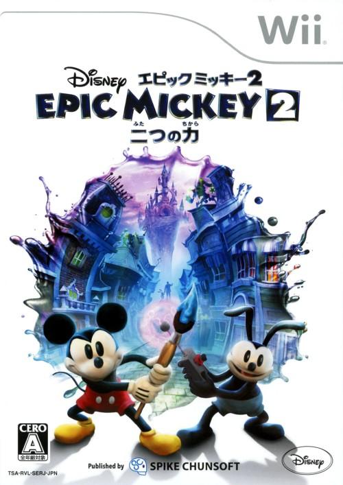 【中古】ディズニー エピックミッキー2:二つの力
