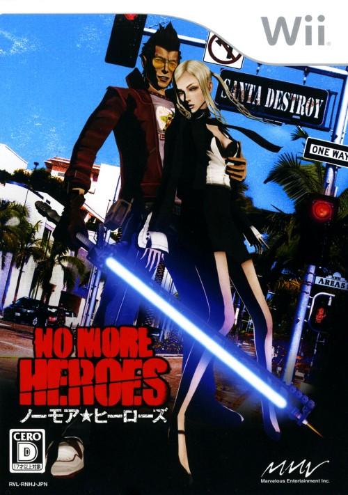 【中古】NO MORE HEROES(ノーモア★ヒーローズ)