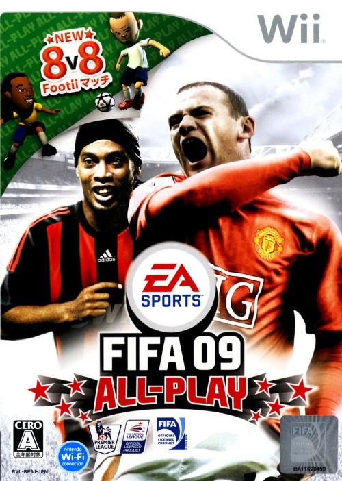 【中古】FIFA 09 ALL−PLAY
