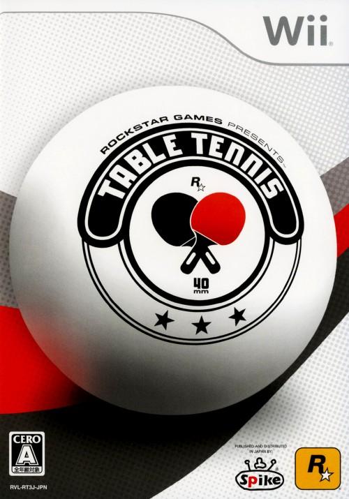 【中古】Rockstar Games Presents Table Tennis