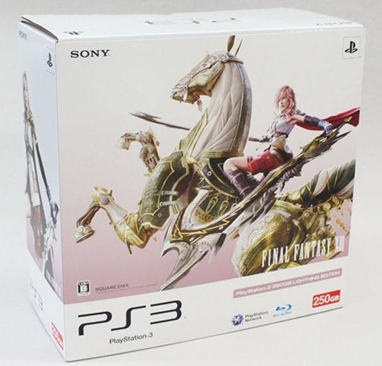 【中古・箱無・説明書無】PlayStation3 ファイナルファンタジー13 LIGHTNING EDITION (ソフトの付属は無し)
