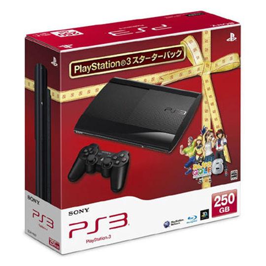【中古】PlayStation3 スターターパック クラシック・ホワイト (ソフトの付属は無し)