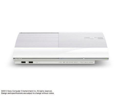 【中古・箱説なし・付属品なし・傷あり】PlayStation3 HDD 250GB CECH−4200BLW クラシック・ホワイト
