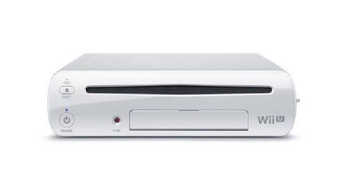 【中古・箱説なし・付属品なし・傷なし】Wii U プレミアム セット (shiro)