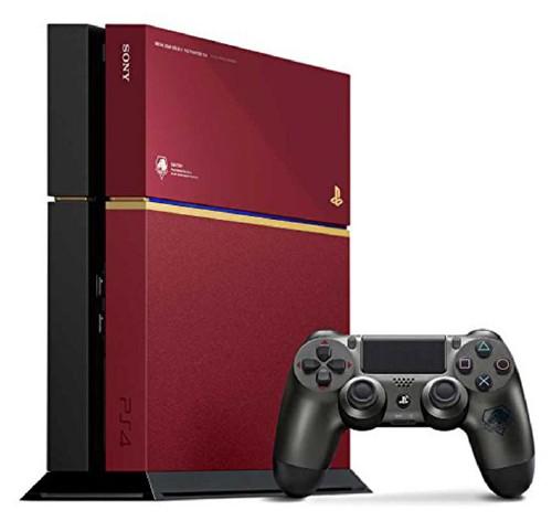 【中古・箱説あり・付属品あり・傷なし】PlayStation4 METAL GEAR SOLID5 LIMITED PACK THE PHANTOM PAIN EDITION (同梱版)