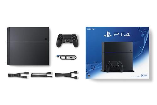 【中古】PlayStation4 CUH−1200AB01 ジェット・ブラック
