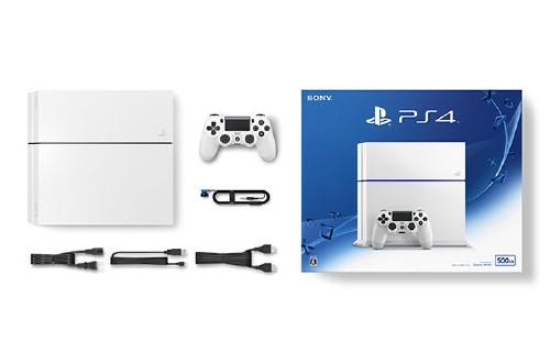 【中古】PlayStation4 CUH−1200AB02 グレイシャー・ホワイト