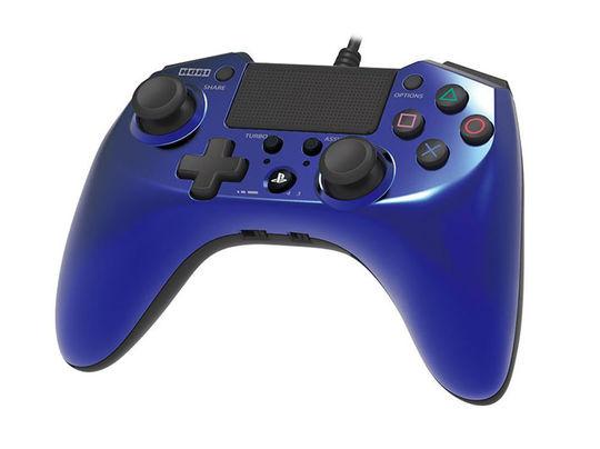 【中古】ホリパッドFPSプラス for PlayStation4 ブルー