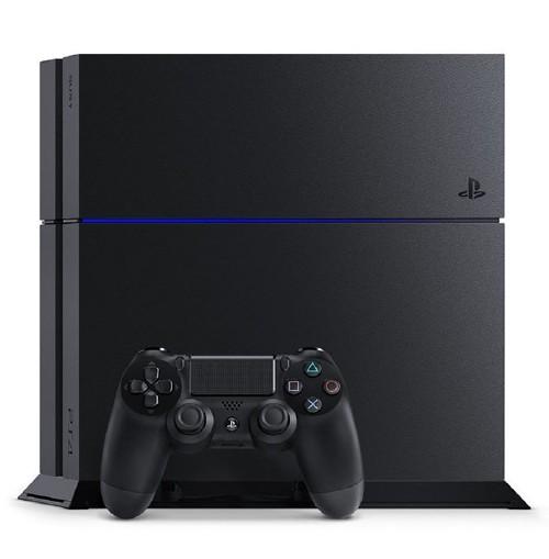 【中古・箱有・説明書無】PlayStation4 CUH−1200BB01 ジェット・ブラック 1TB