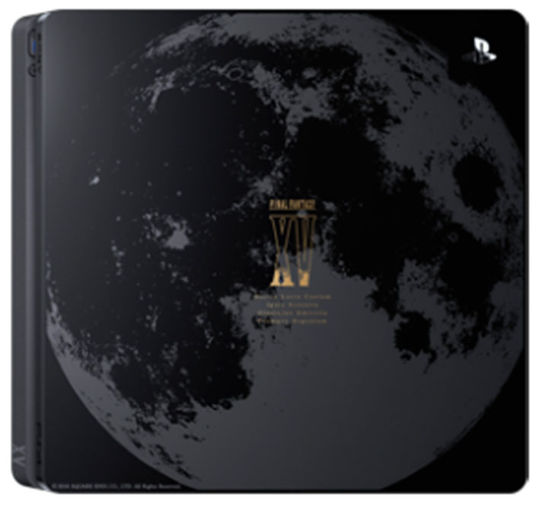 【中古】PlayStation4 FINAL FANTASY XV LUNA EDITION (ソフトの付属は無し)