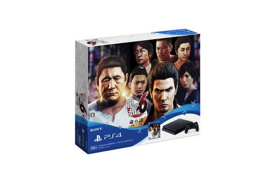 【中古】PlayStation4 龍が如く6 Starter Limited Pack (ソフトの付属は無し)