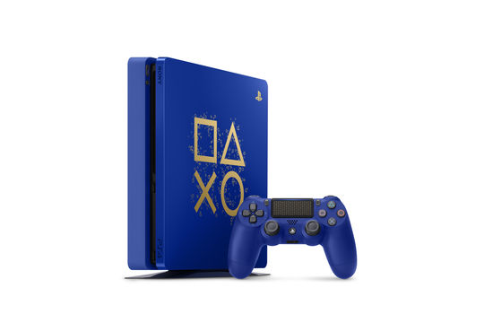 【中古・箱説あり・付属品あり・傷なし】PlayStation4 CUH−2100ABZN Days of Play Limited Edition