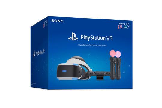 【中古】PlayStation VR Days of Play Special Pack