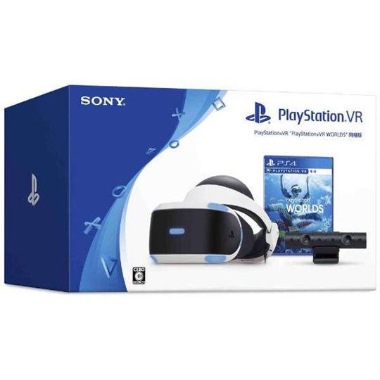 【中古】PlayStation VR PlayStation VR WORLDS CUHJ−16006 (ソフトの付属は無し)